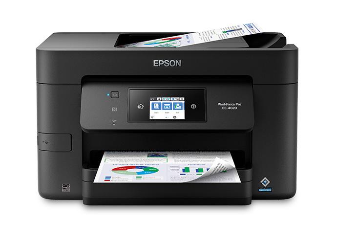 WorkForce Pro EC-4020 Color Multifunction Printer