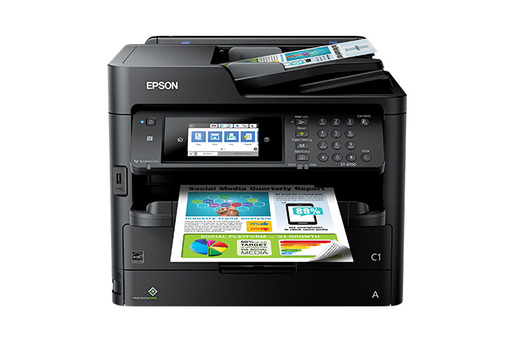 WorkForce Pro ET-8700 EcoTank Printer