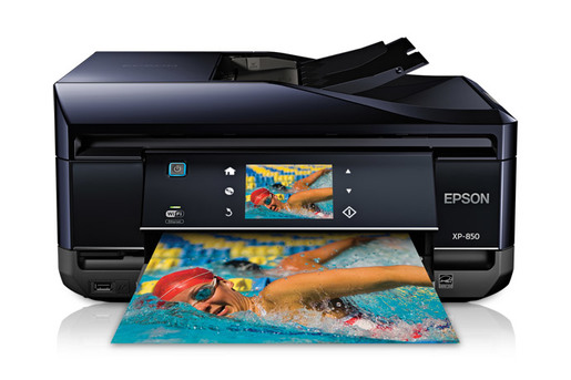 Expression Photo XP-850 Small-in-One All-in-One Printer