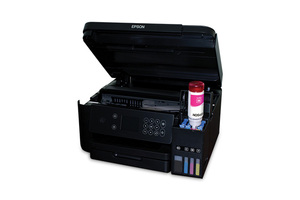 WorkForce ET-3750 EcoTank All-in-One Supertank Printer