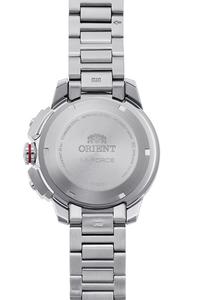 ORIENT: Mechanical Sports Watch, Metal Strap - 45.0mm  (RA-AC0N02Y)