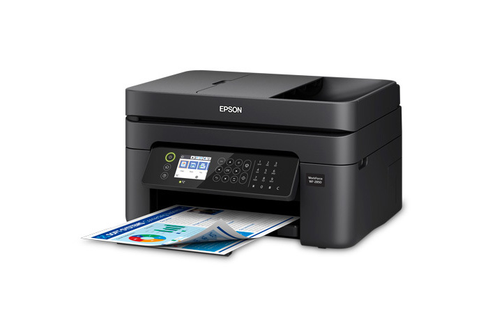 WorkForce WF-2850 All-in-One Printer - Refurbished