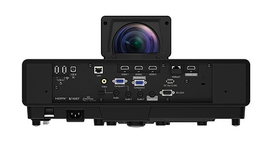 Epson EB-805F Ultra-short Throw Full HD Laser Projector
