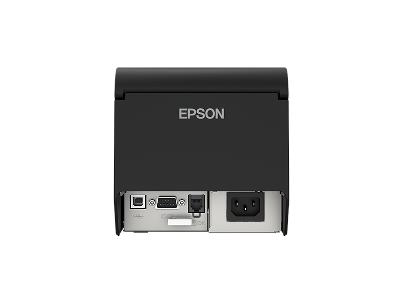 Epson TM-T82X POS Printer (USB + Serial)