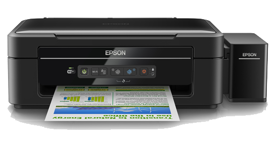 how to connect an epson printer to wifi