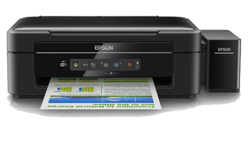 Epson L365 Wi-Fi All-in-One Ink Tank Printer