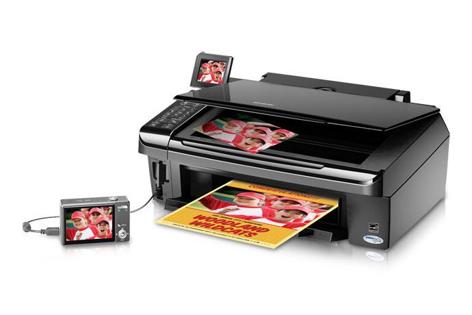 Epson Stylus NX515 All-in-One Printer