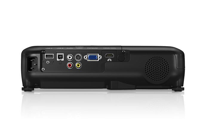 EX7240 Pro Wireless WXGA 3LCD Projector