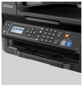 EcoTank L565 Multifunction InkTank Printer