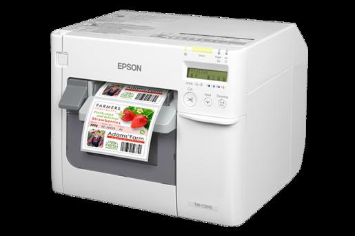 產業用標籤印表機