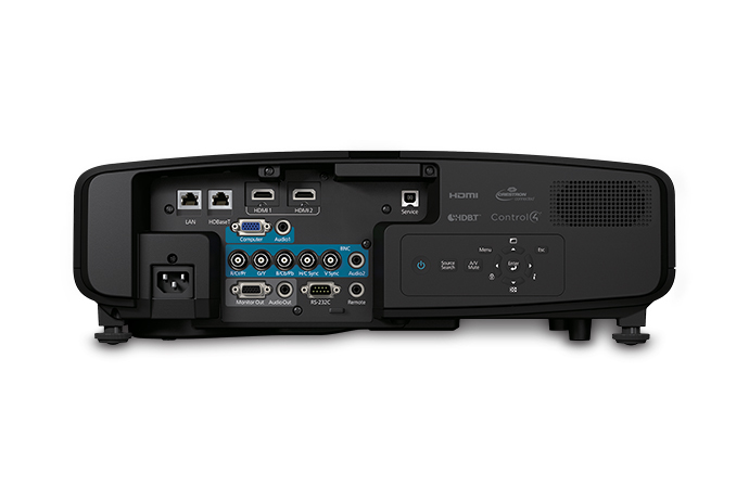 PowerLite 5535U WUXGA 3LCD Projector