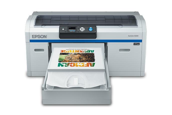 Impresora Epson Surecolor F2000 White Edition Gran