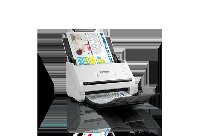 Epson WorkForce DS-770II A4 Duplex Sheet-fed Document Scanner