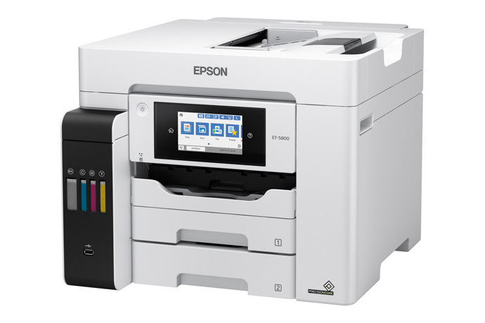 EcoTank Pro ET-5800 All-in-One Cartridge-Free Supertank Printer