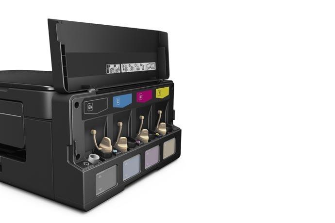 Impresora Multifucional Inal 225 Mbrica Epson Ecotank L495