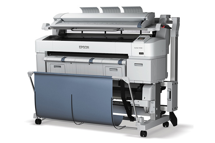 Epson SureColor T5270D Dual Roll Edition Printer