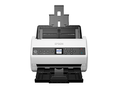 Epson DS-730N Network Color Document Scanner