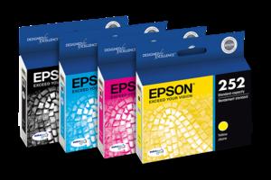 Epson 252 Ink