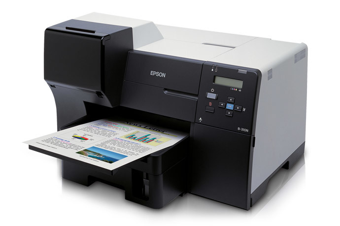 Epson B-310N Business Colour Inkjet Printer
