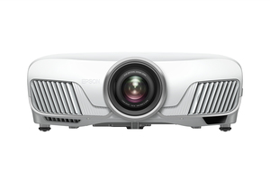 Epson Home Theatre TW8300 2D/3D Full HD 1080p 3LCD Projector with 4K Enhancement & HDR