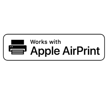 <br/>Apple AirPrint
