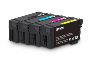Tintas de Alta Capacidad Epson UltraChrome XD2