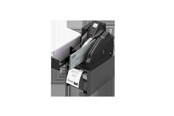 TM-S2000II with the TM-T70II Printer