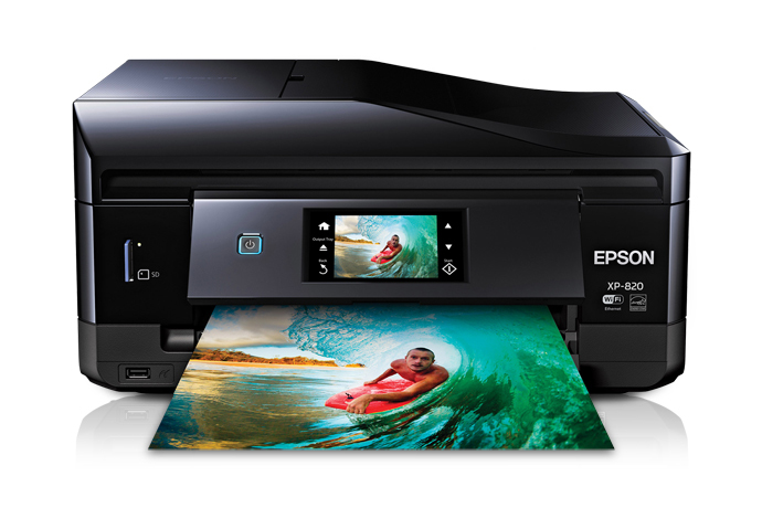 Epson Expression Premium XP-820 Small-in-One All-in-One Printer - Refurbished