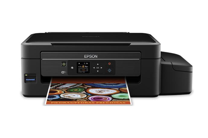 Impressora Multifuncional EcoTank L475