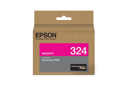 Epson 324, Magenta Ink Cartridge