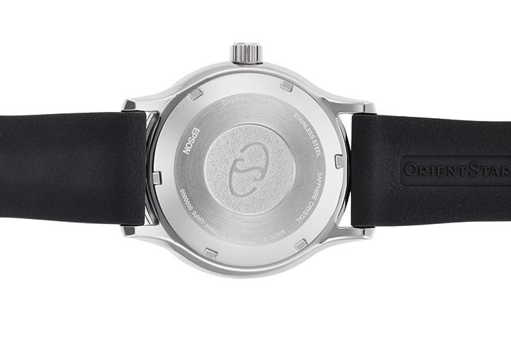 ORIENT STAR: Механический Classic Часов, Кожаный Ремешок/браслет - 38.5mm (AF02004W)