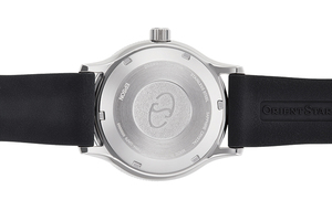 ORIENT STAR: Mechanical Sports Watch, Silicon Strap - 43.6mm (RE-AU0303B)