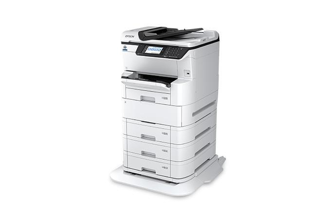 Impresora Multifuncional Departamental WorkForce Pro WF-C878R