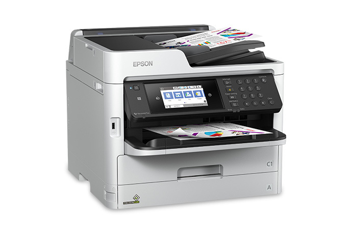 Workforce Pro Wf C5790 Network Multifunction Colour