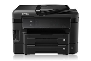 Epson WorkForce WF-3540 All-in-One Printer
