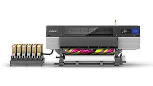 """Epson SureColor SC-F10030H 76"""", 6-Colour Dye Sublimation Textile Printer"""