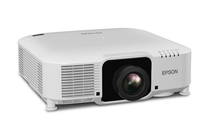 Pro L1070U WUXGA 3LCD Laser Projector with 4K Enhancement