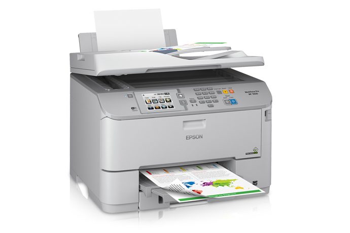 Epson WorkForce Pro WF-5620 Network Multifunction Colour Printer
