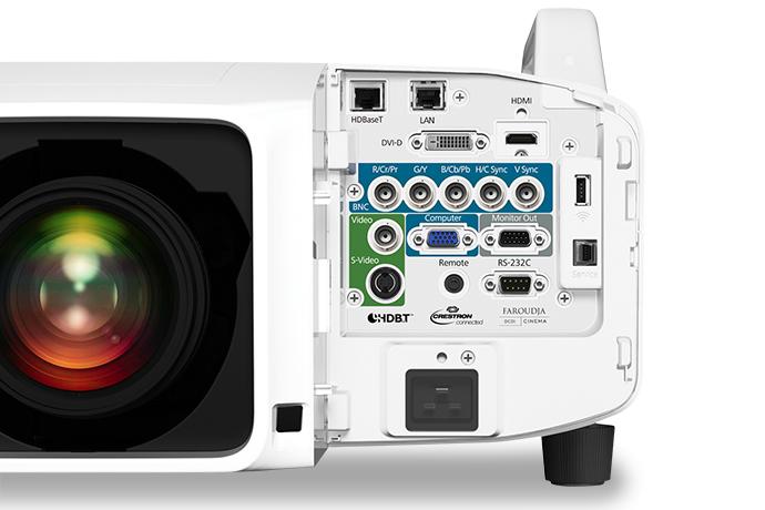 Proyector PowerLite Pro Z9800WNL WXGA 3LCD sin lente