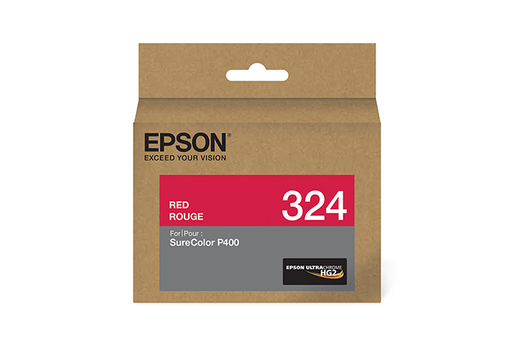 Epson 324, Red Ink Cartridge