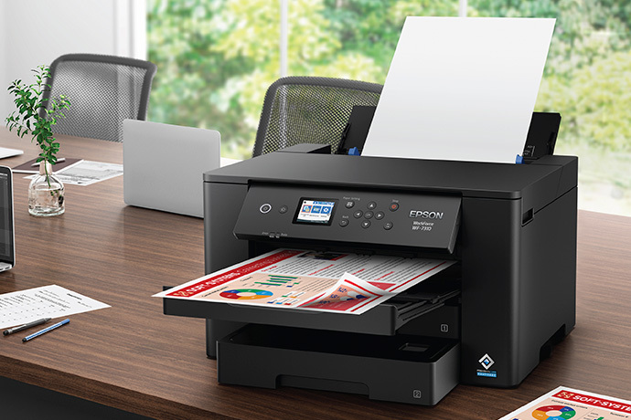 WorkForce Pro WF-7310 Wireless Wide-format Printer