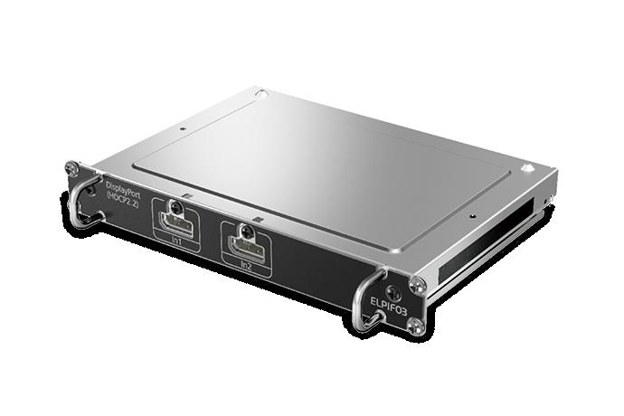 ELPIF03 DisplayPort Interface Board