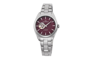ORIENT STAR: Mechanical Contemporary Watch, Metal Strap - 30.0mm (RE-ND0102R)