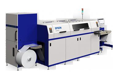 數位標籤印刷機