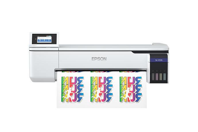 SureColor F570 Dye-Sublimation Printer
