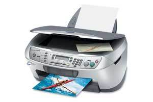 Epson Stylus CX6600 All-in-One Printer