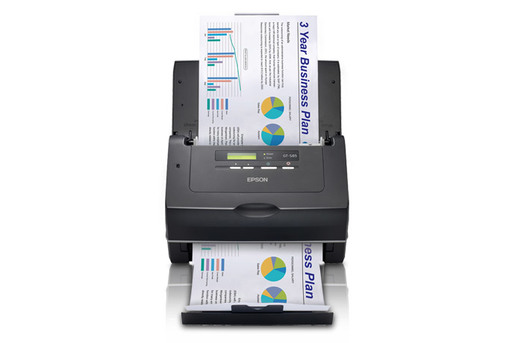 WorkForce Pro GT-S85 Color Document Scanner - Refurbished