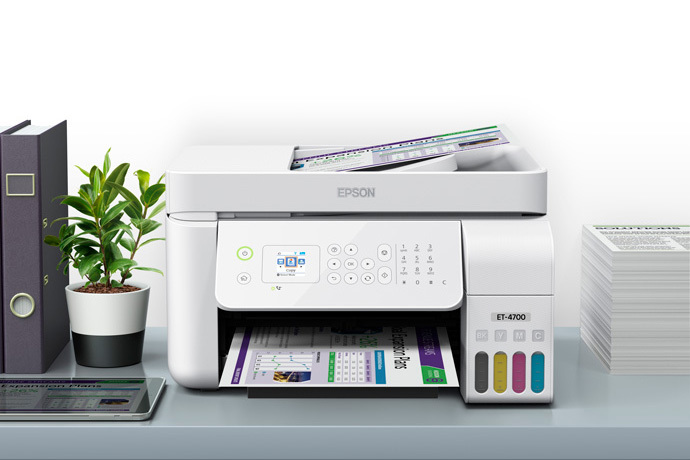 EcoTank ET-4700 All-in-One Supertank Printer