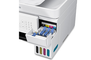 EcoTank ET-4800 Wireless All-in-One Cartridge-Free Supertank Printer with Scanner, Copier, Fax, ADF and Ethernet