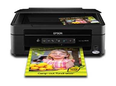 cd installation imprimante epson stylus sx235w